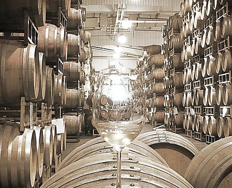 Cellar Barrel Stacks