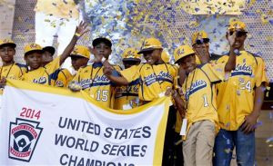 Cook County Board pays tribute to JRW Little Leaguers