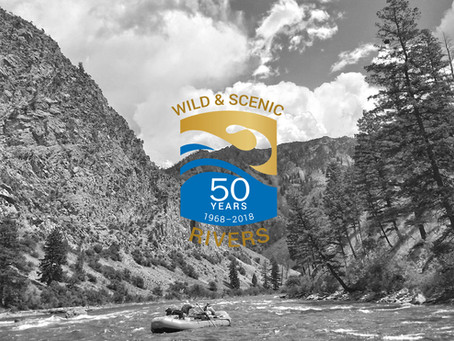 The 50th Anniversary of the Wild and Scenic Rivers Act