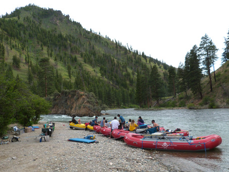 What to Know about COVID-19 and Rafting on the Middle Fork of the Salmon