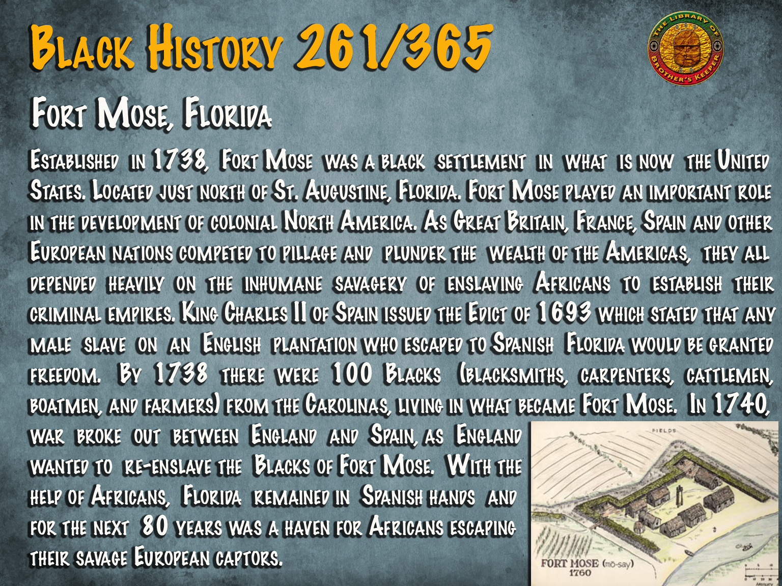 Fort Mose, Florida