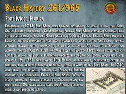 Fort Mose, Florida