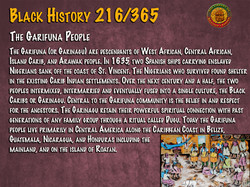 The Garifuna People