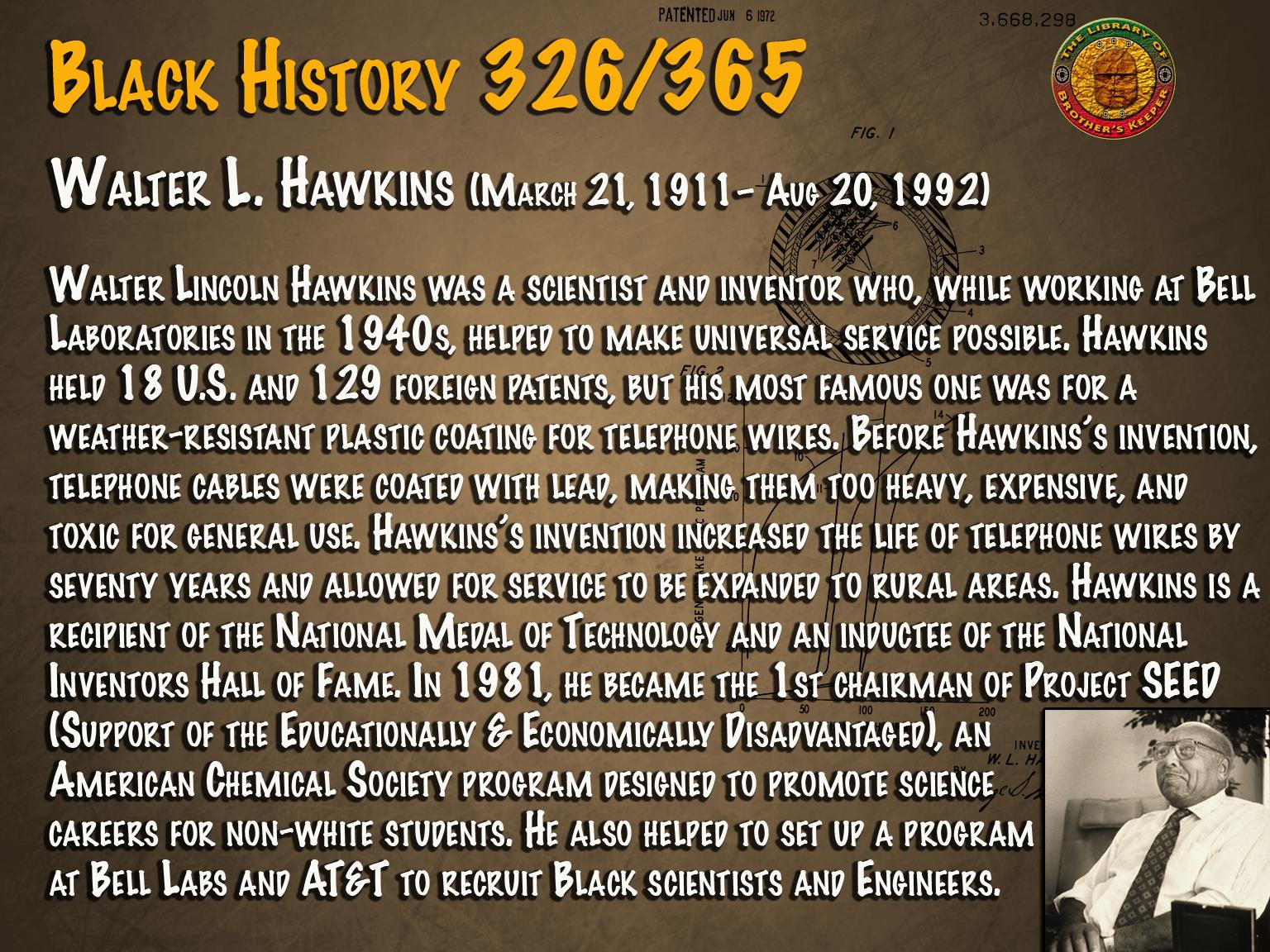 Walter L. Hawkins