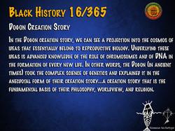 Dogon Creation Story