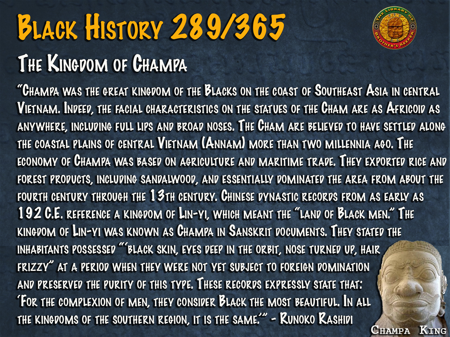 Kingdom of Champa