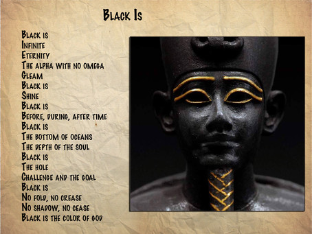 Black Is