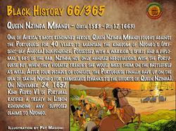 Queen Nzinga Mbandi