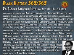 Dr. António Agostinho Neto