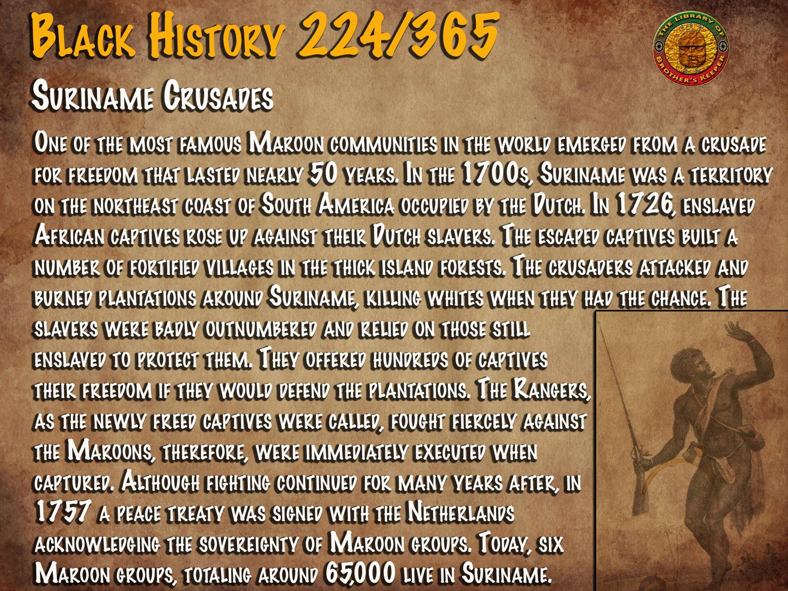 Suriname Crusades