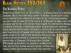 The Vadoma People