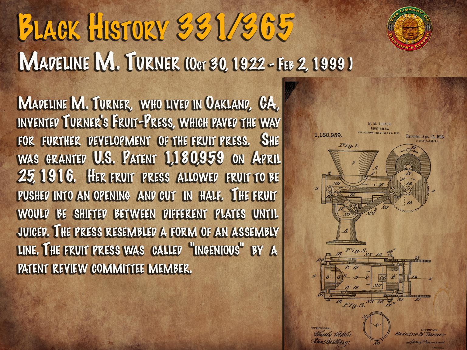 Madeline M. Turner