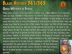 Queen Mothers of Ghana