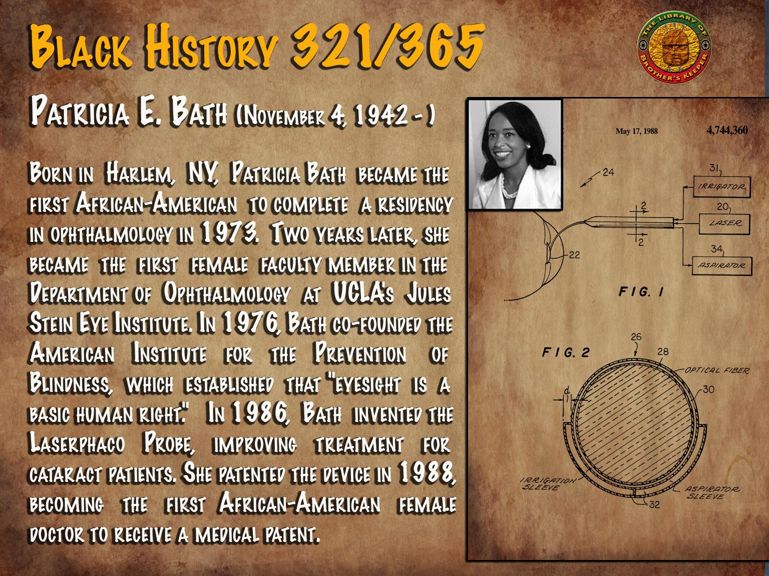 Patricia E. Bath