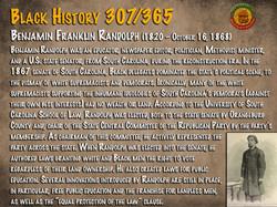 Benjamin Franklin Randolph