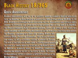 Queen Amanirenas