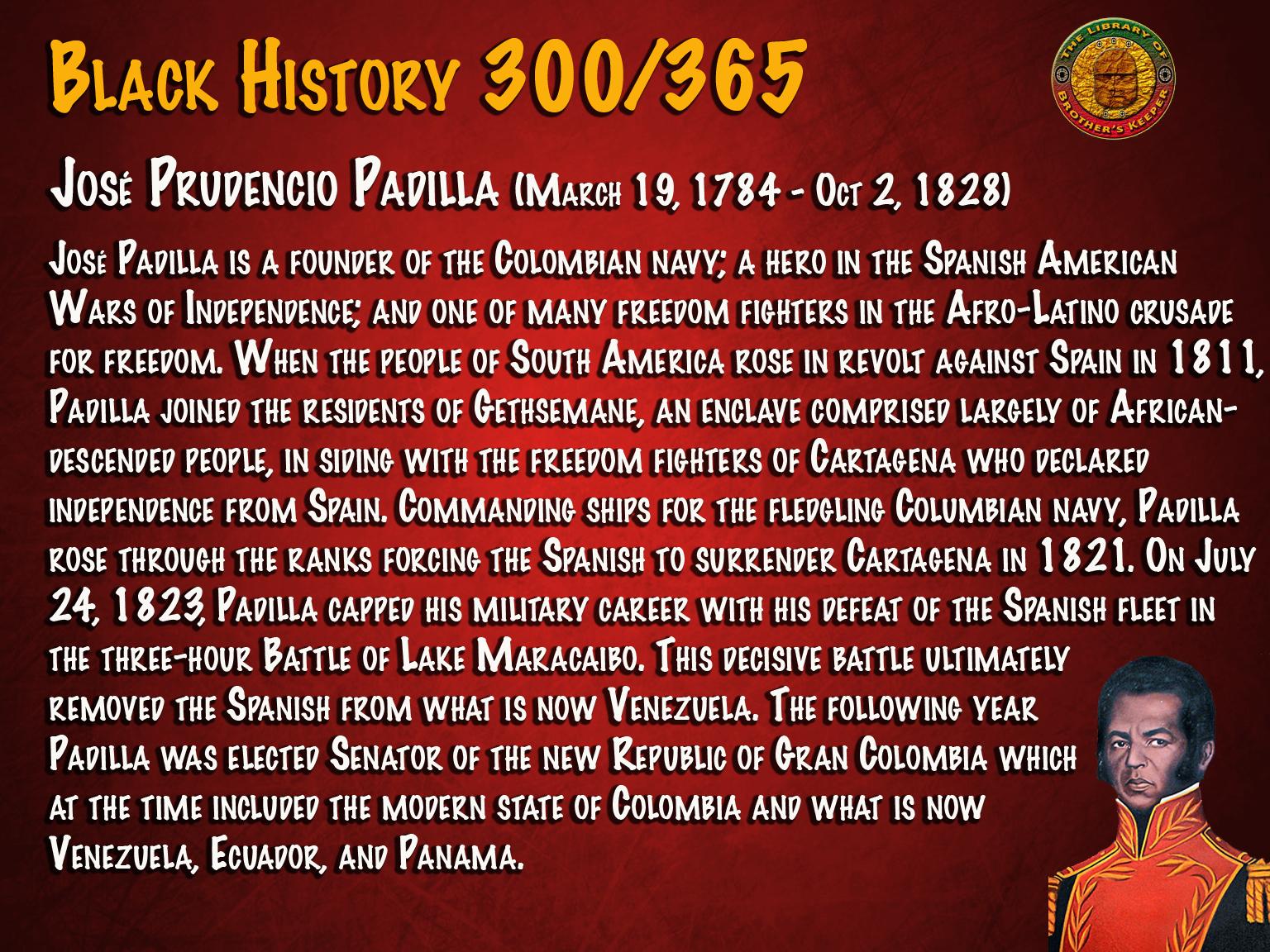 José Prudencio Padilla