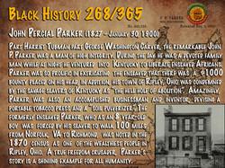 John Percial Parker