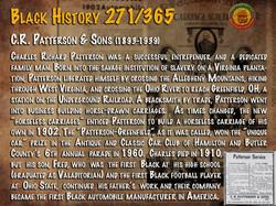 C.R. Patterson & Sons