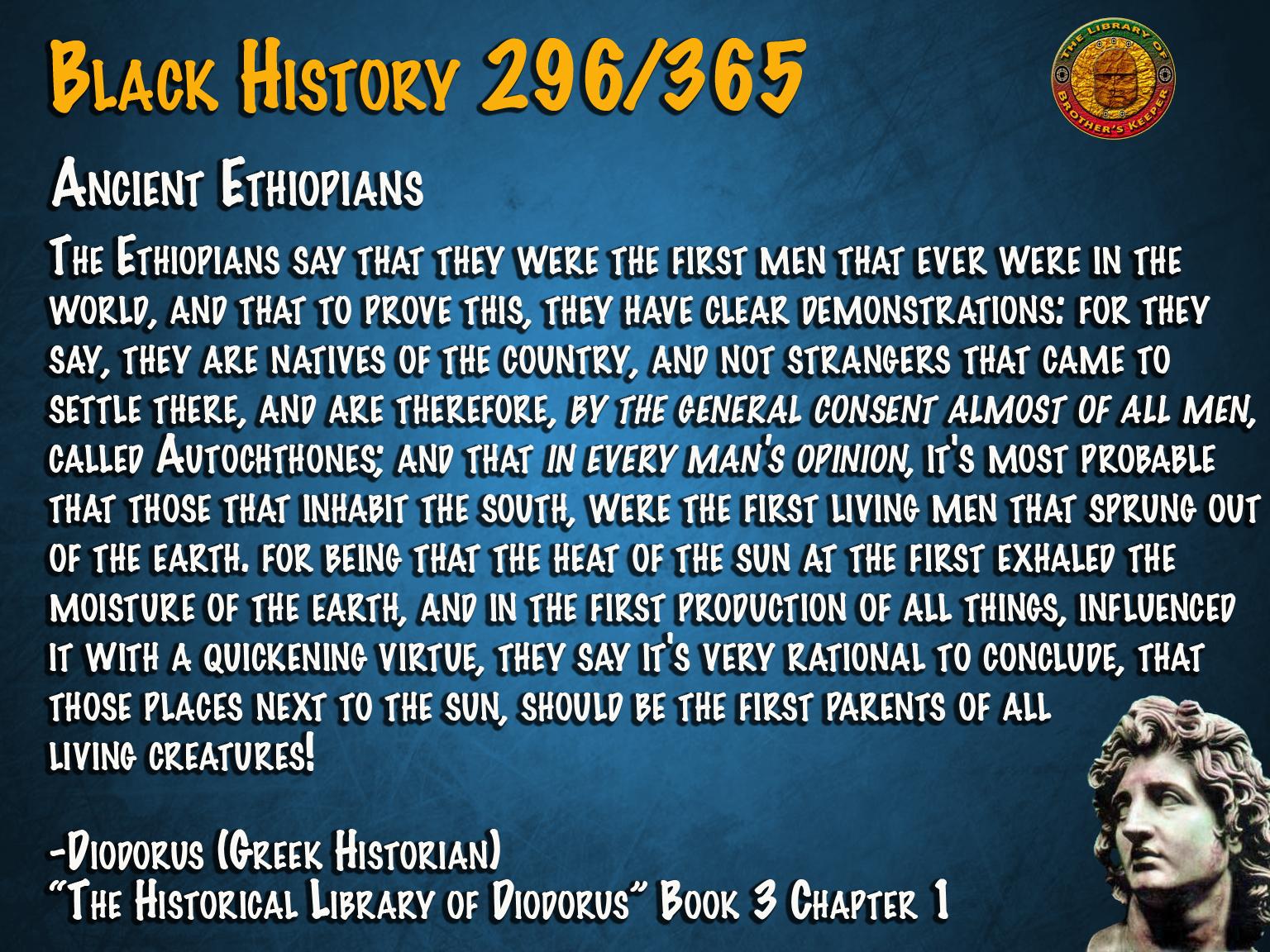 Ancient Ethiopians