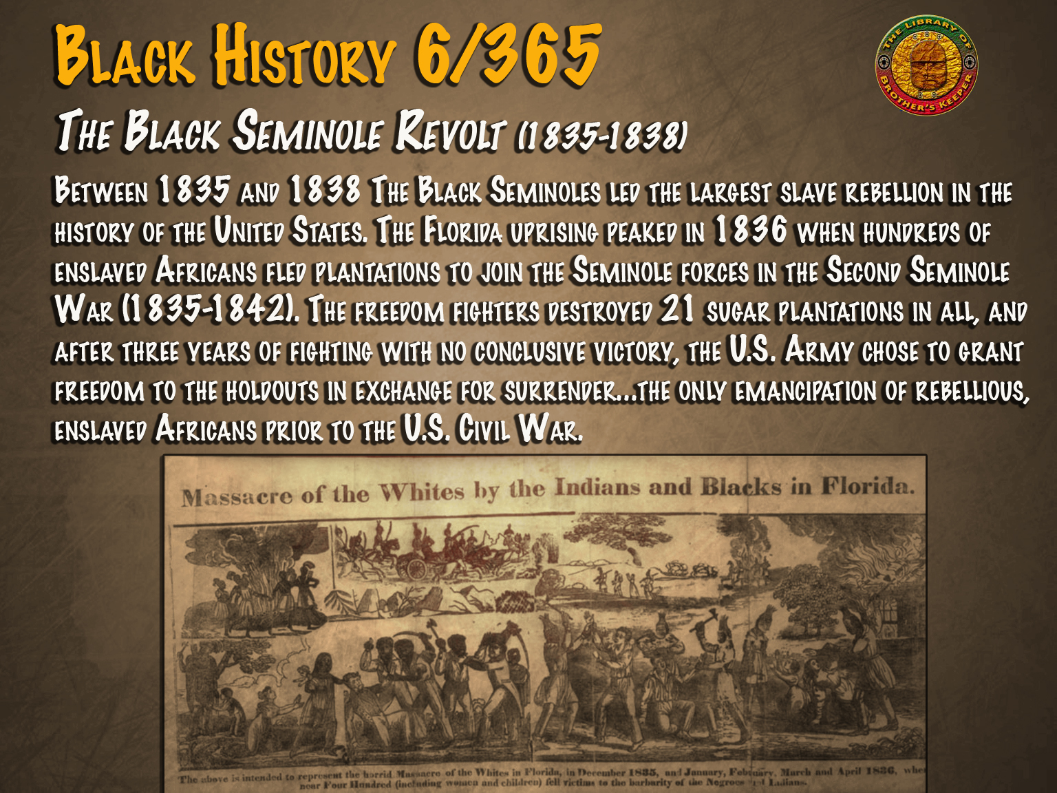 Black Seminole Revolt