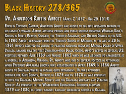 Dr. Anderson Ruffin Abbot