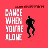 Front Jacket - Alex Gordon Hi-Fi - DANCE