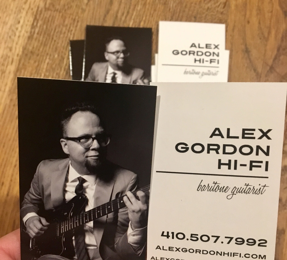 The Official Business Card