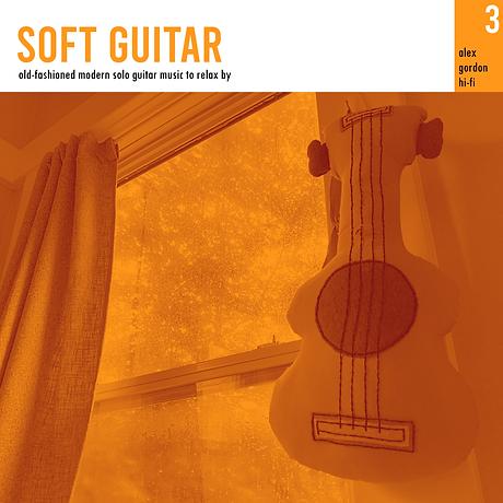 Soft Guitar FRONT JACKET