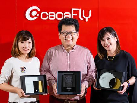 聖洋科技獲頒 LINE Family Club 最佳銷售夥伴及全台唯一雙金獎認證