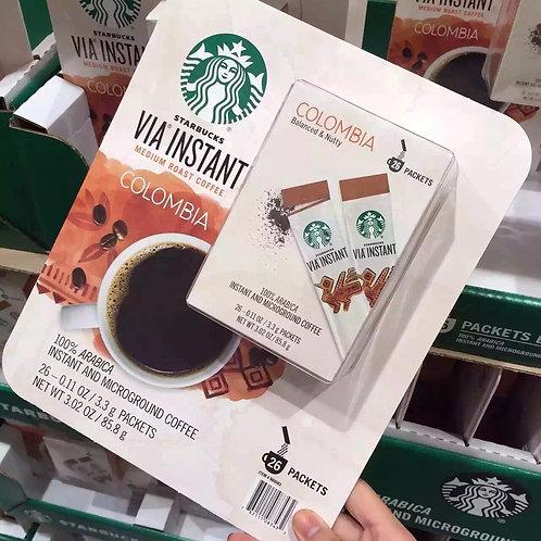 Starbuck 星巴克盒装咖啡粉