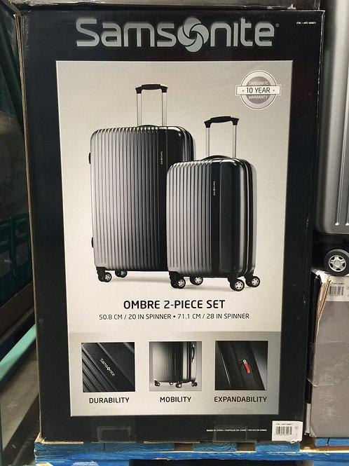 Samsonite 新秀丽 行李箱 两件套