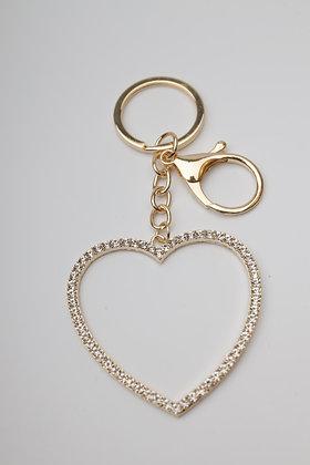 Heart Keychain Wholesale
