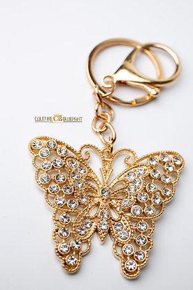 Butterfly keychain 🦋