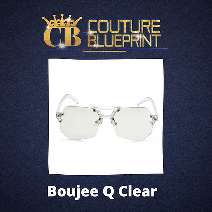 12 Boujee Q Clear
