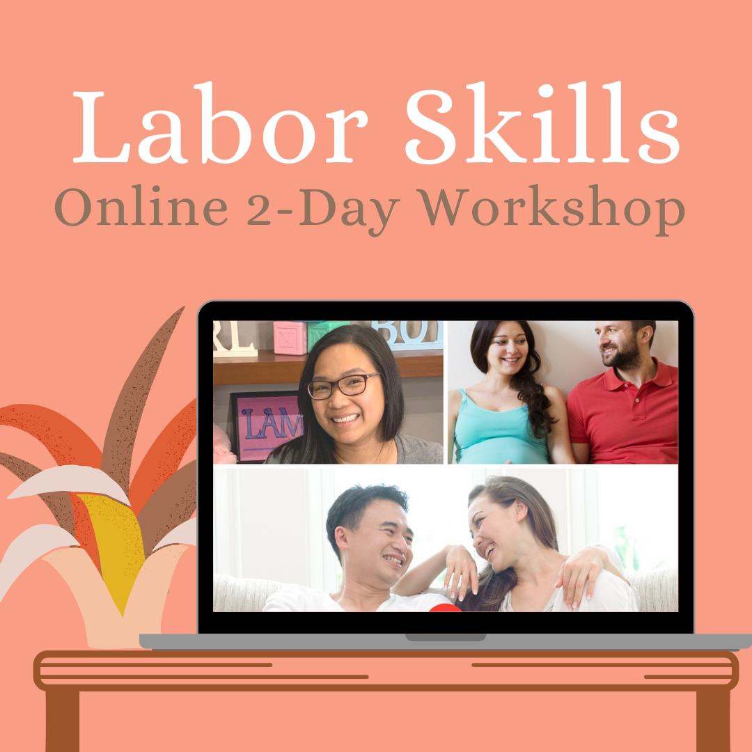 Labor Skills 2-Day Workshop (Online)