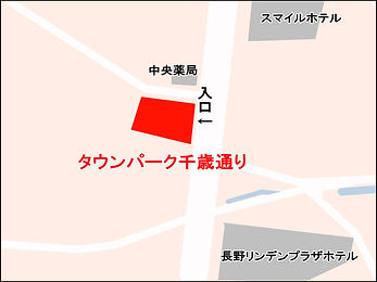 千歳通り_地図