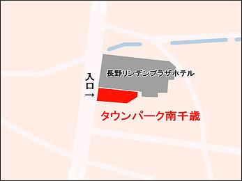 南千歳_地図