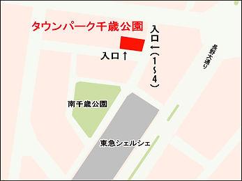 千歳公園_地図