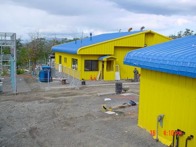 Instalaciones modulares Edelmag Porvenir Punta Arenas