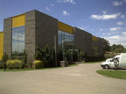 Fachada oficinas Noviciado