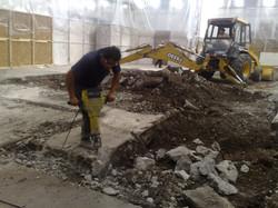 Demoliciones  fundaciones y pavimentos Chilempack