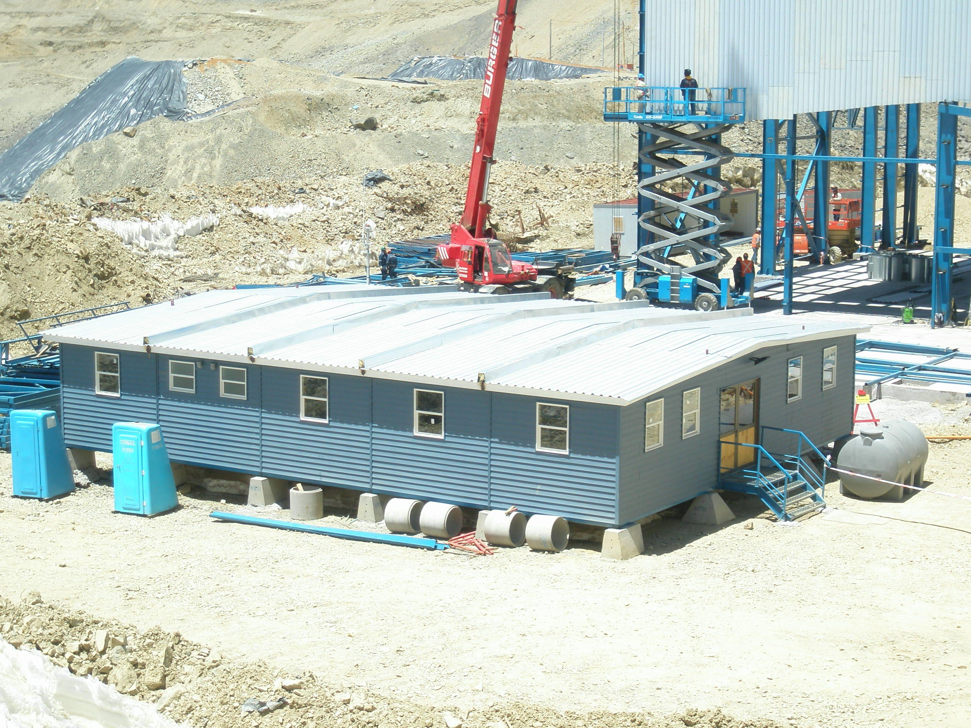 Oficinas Sur-Sur Minera Andina