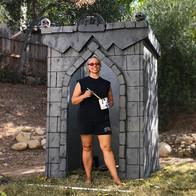 I finished my mausoleum!! I can't wait t