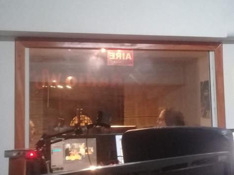 Jornada en Radio WU