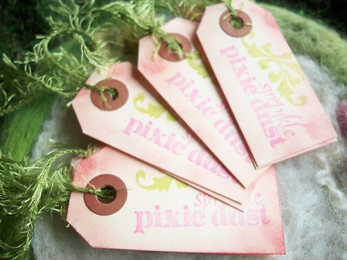 Pixie Dust Gift Tags