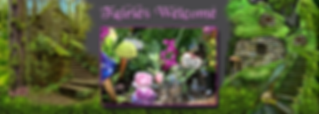 FairiesWelcome.com home page
