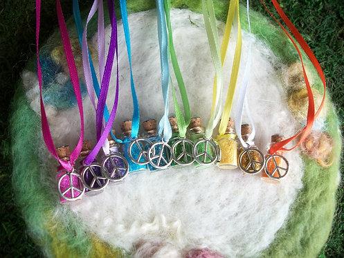 Peace Party Favors-Peace Pixie Dust-Rainbow Fairy