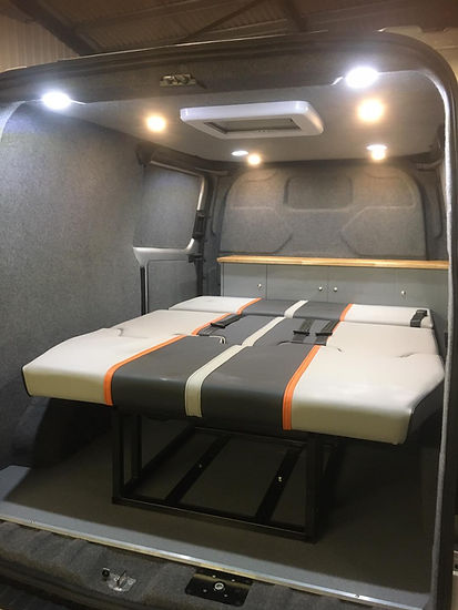 Campervan Conversion Transit Custom