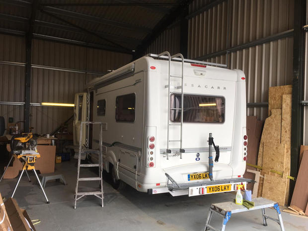 motorhome repair and service essex